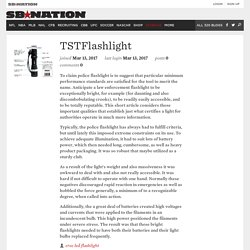 TSTFlashlight - Posts - cree led flashlight