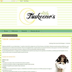 Tsukeeno's: Tutorial: cuerpos base