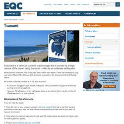 EQC Earthquake Commission