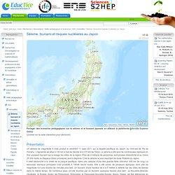 Séisme, tsunami et risques nucléaires au Japon