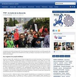 TTIP : le traité de la discorde