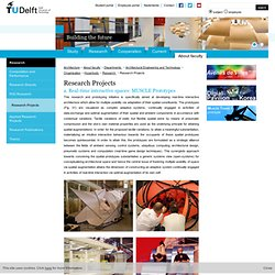 TU Delft: Research Projects