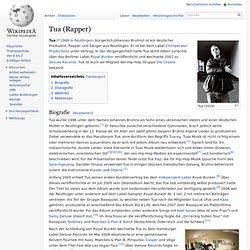 Tua (Rapper)