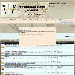 Tubeless Kite forum