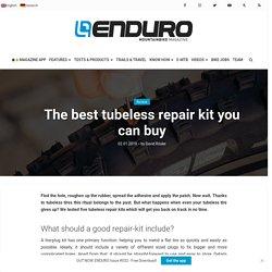 The best tubeless repair kit you can buy