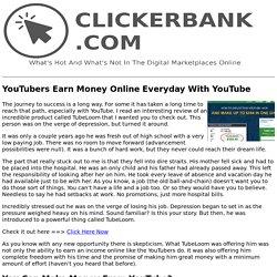 TubeLoom: How To Make Money From YouTube Like YouTubers
