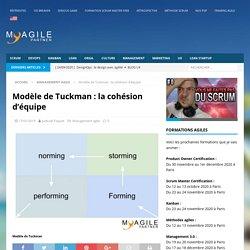 Modèle de Tuckman : la cohésion d'équipe - My Agile Partner Scrum