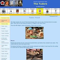 Tudor Food