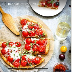 Save 15% off on Tomato Pizza Tuesday at Red Salt Cuisine