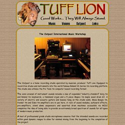 Tuff Lion - Outpost