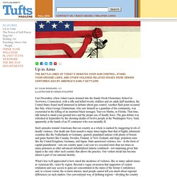 Tufts Magazine / fall 2013
