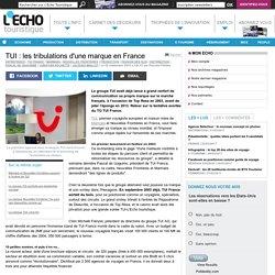 TUI : les tribulations d'une marque en France