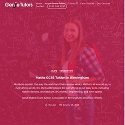Tuition in Birmingham