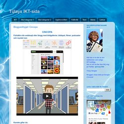 Tülays IKT-sida