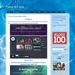 4 nya online-samarbetsverktyg