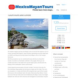 Cancun jungle tour