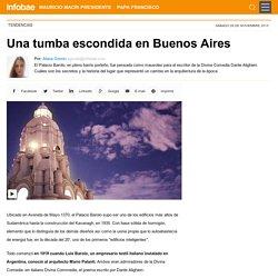 Una tumba escondida en Buenos Aires
