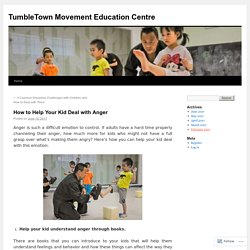TumbleTown Movement Education Centre