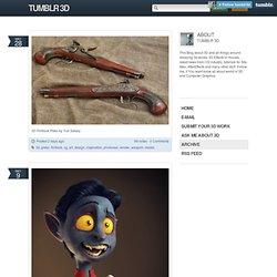 Tumblr 3D