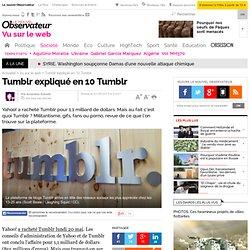 Tumblr expliqué en 10 Tumblr