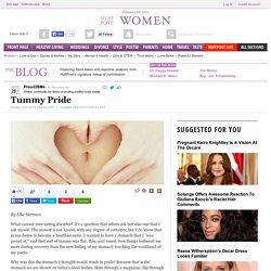 Tummy Pride