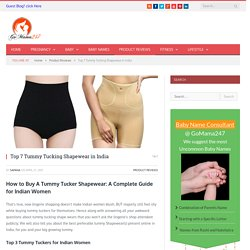 Top 7 Tummy Tucking Shapewear in India