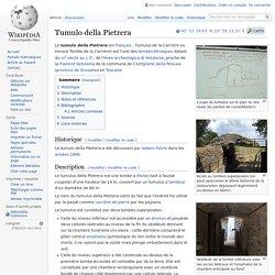 Tumulo della Pietrera