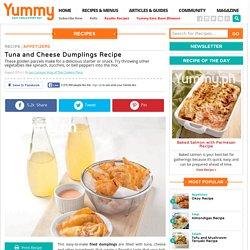 Tuna And Cheese Dumplings Recipe