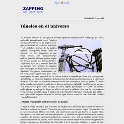 Túneles en el universo