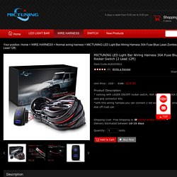 MIC TUNING INC 4 wheel parts,auto accessories,online shopping.
