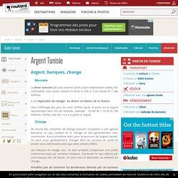 Tunisie : Argent