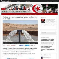 Tunisie: Ces Coupures D'eau Qui Ne Coulent Pas De Source