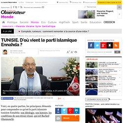 TUNISIE. D'où vient le parti islamique Ennahda ? - Monde