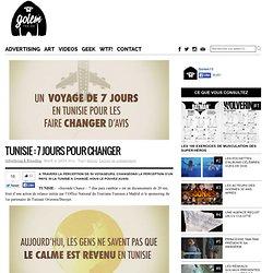 Tunisie : 7 jours pour changer