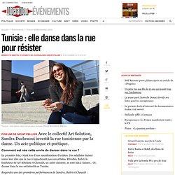 Tunisie : elle danse dans la rue pour résister