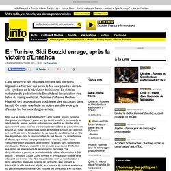 En Tunisie, Sidi Bouzid enrage, après la victoire d'Ennahda - international - toute l'actualité internationale