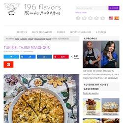 Gâteau d'oeufs à la viande (spécialité tunisienne)