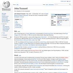 John Tunnard