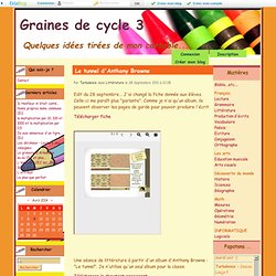 Graines de cycle 3 - site perso