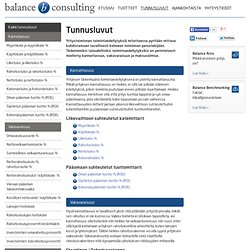 Balance Consulting