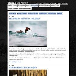 Tuomo Björkstenin valokuvia
