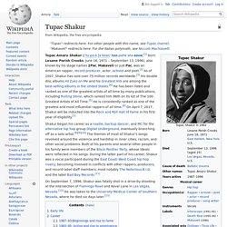 Tupac Shakur - Wikipedia