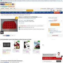 (3) - Moule A Chocolats Tupperware - Achat et vente