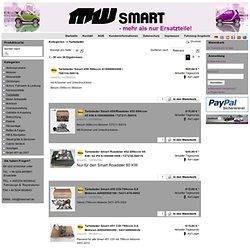 Turbolader - MW Smart