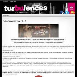 Turbulences » Découvrez la BU !