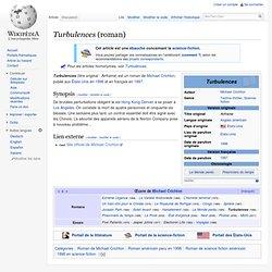 Turbulences (roman)