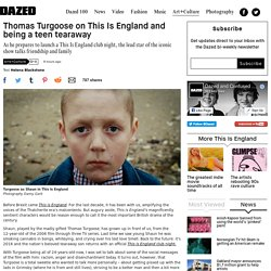 Thomas Turgoose on This Is England and being a teen tearaway