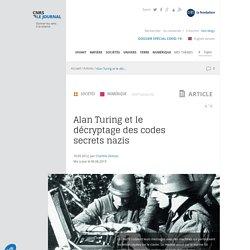 Alan Turing et le décryptage des codes secrets nazis