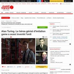 Alan Turing. Le héros génial d'Imitation game a aussi inventé l'ordi