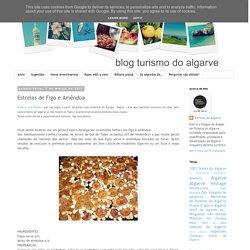 Turismo do Algarve: Estrelas de Figo e Amêndoa